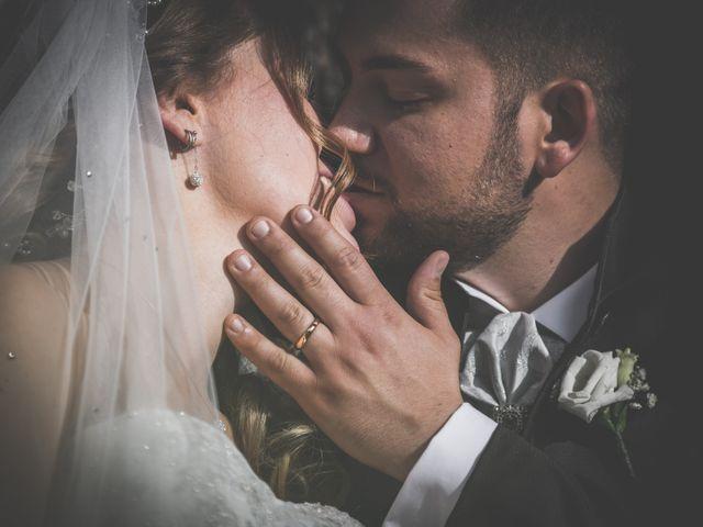 Il matrimonio di Luca e Gaia a Garbagnate Milanese, Milano 25