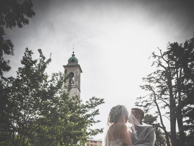 Il matrimonio di Luca e Gaia a Garbagnate Milanese, Milano 27