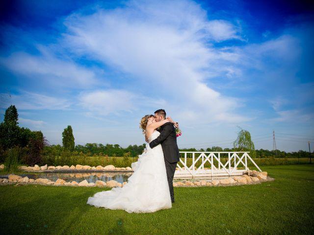 Il matrimonio di Luca e Gaia a Garbagnate Milanese, Milano 34