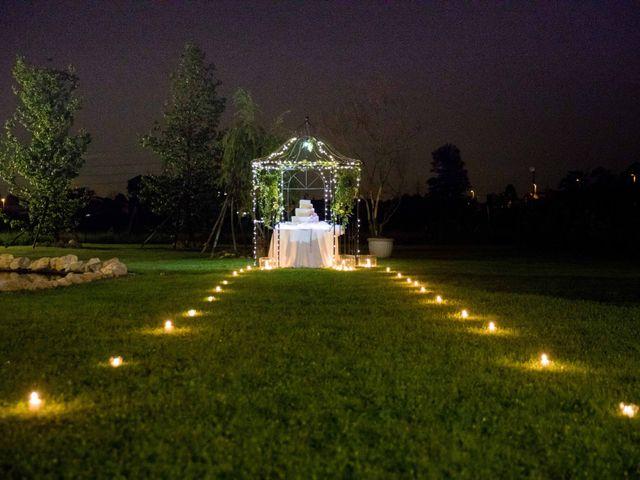 Il matrimonio di Luca e Gaia a Garbagnate Milanese, Milano 48