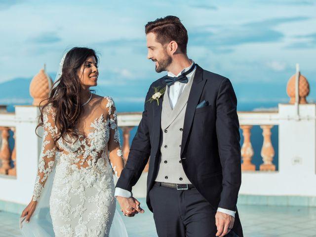 Le nozze di Jessica e Gabriel