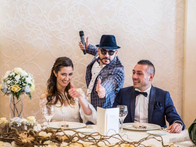 Le nozze di Marilena e Pasquale