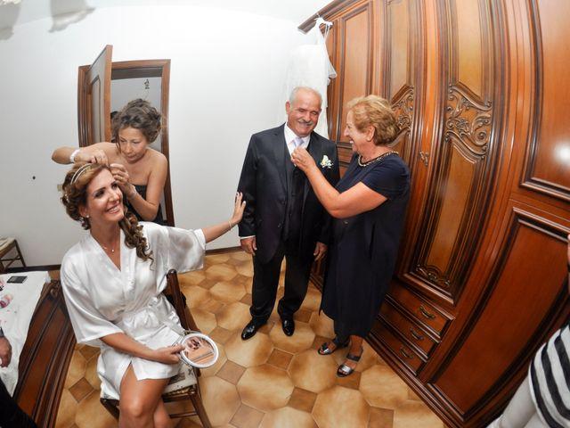 Il matrimonio di Luca e Savina a Uta, Cagliari 8