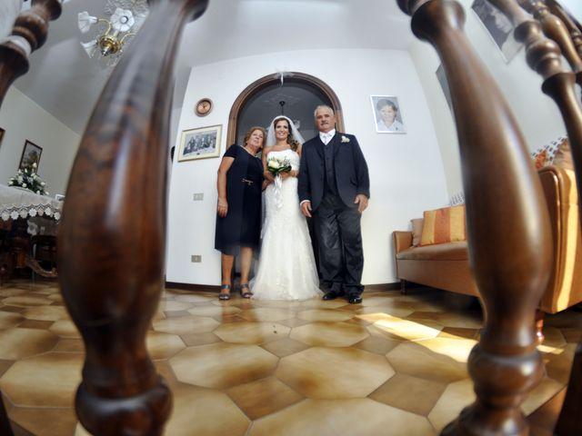 Il matrimonio di Luca e Savina a Uta, Cagliari 13