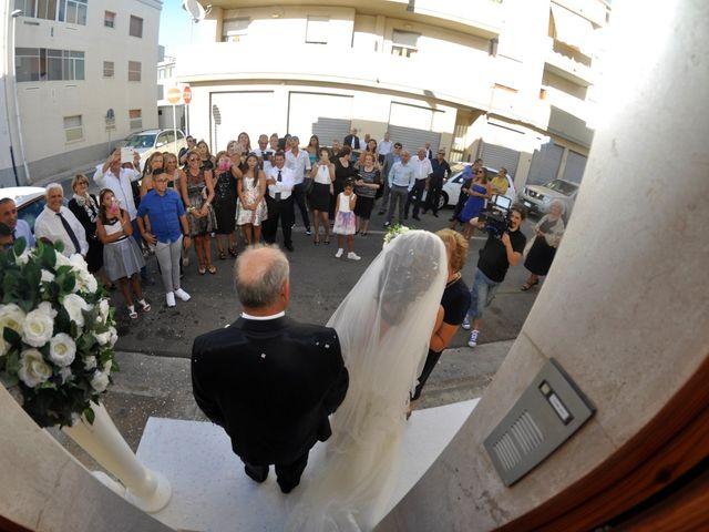 Il matrimonio di Luca e Savina a Uta, Cagliari 16