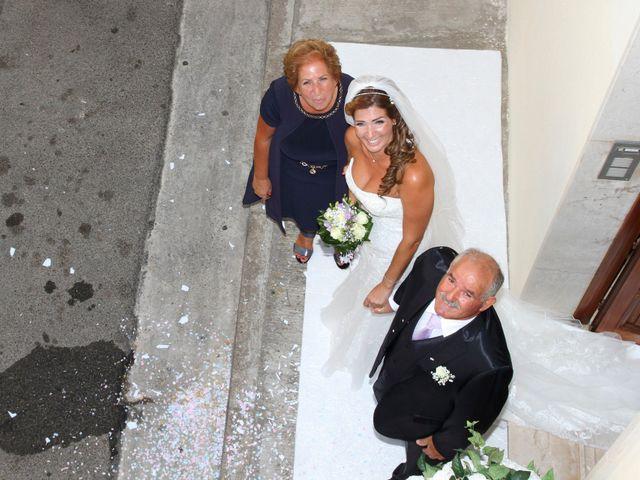 Il matrimonio di Luca e Savina a Uta, Cagliari 17