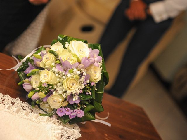 Il matrimonio di Luca e Savina a Uta, Cagliari 19