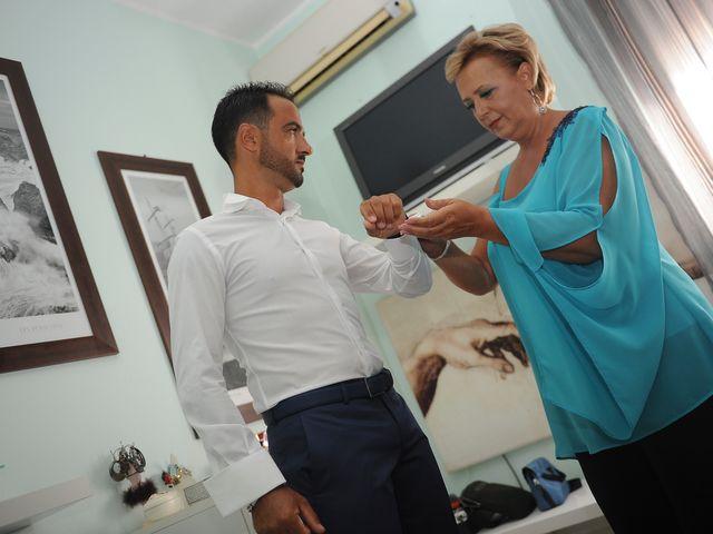 Il matrimonio di Luca e Savina a Uta, Cagliari 25
