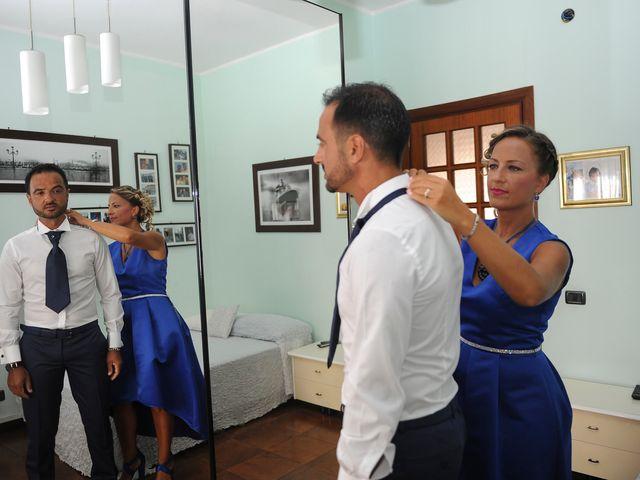 Il matrimonio di Luca e Savina a Uta, Cagliari 26