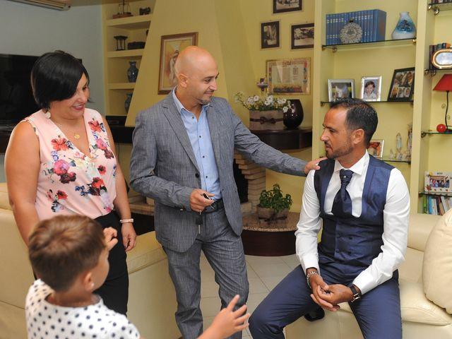 Il matrimonio di Luca e Savina a Uta, Cagliari 30