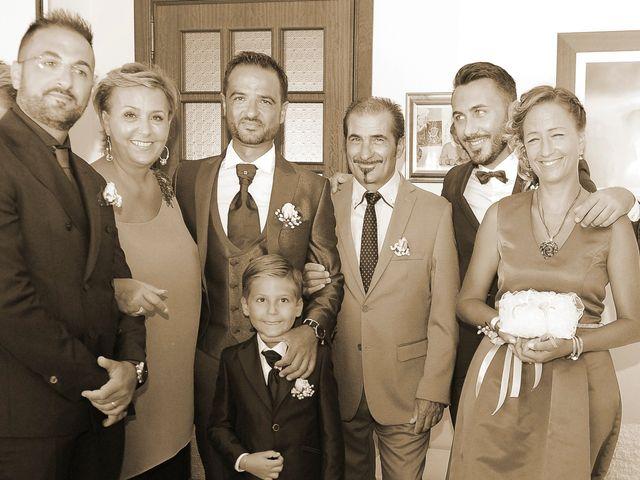 Il matrimonio di Luca e Savina a Uta, Cagliari 35
