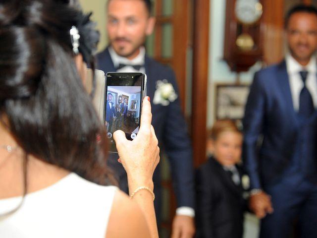 Il matrimonio di Luca e Savina a Uta, Cagliari 37