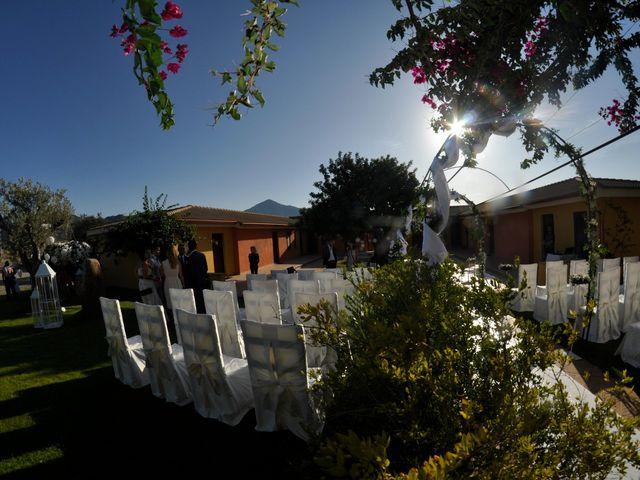 Il matrimonio di Luca e Savina a Uta, Cagliari 41