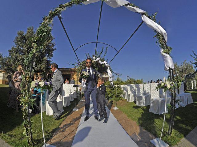 Il matrimonio di Luca e Savina a Uta, Cagliari 43