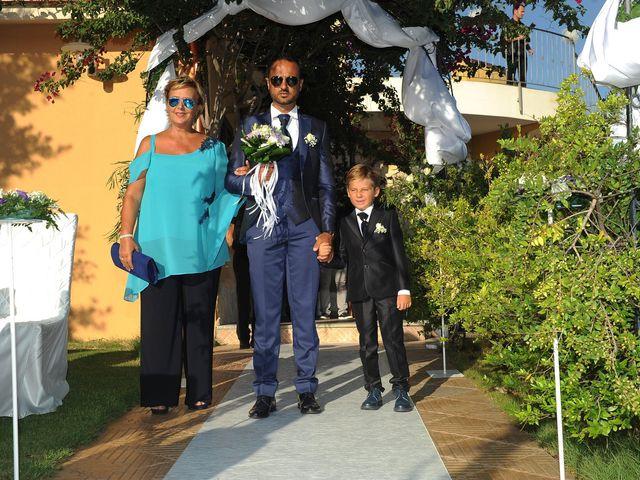 Il matrimonio di Luca e Savina a Uta, Cagliari 44