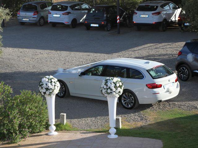 Il matrimonio di Luca e Savina a Uta, Cagliari 45