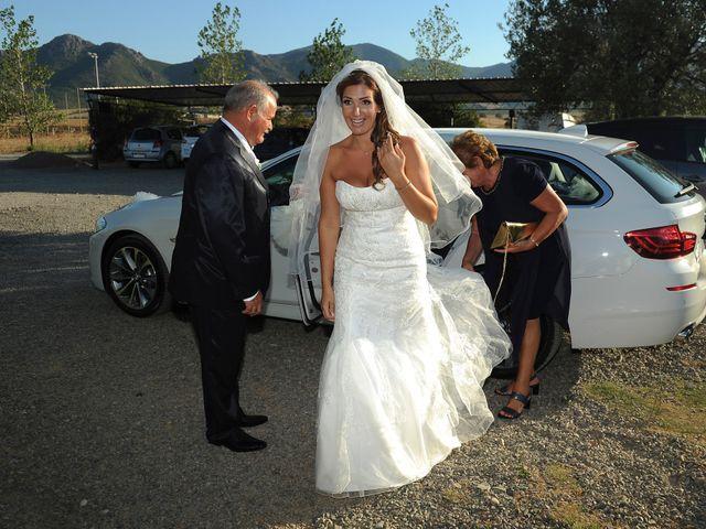 Il matrimonio di Luca e Savina a Uta, Cagliari 46