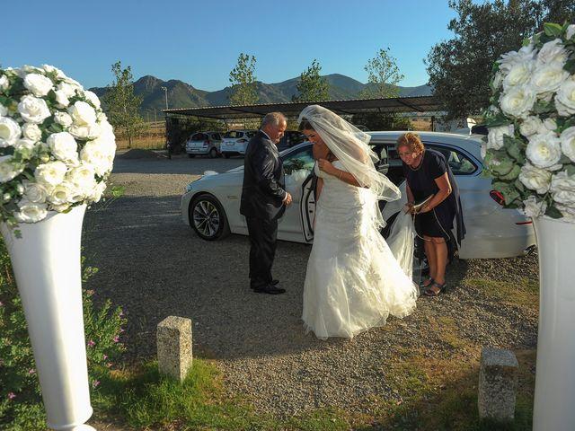 Il matrimonio di Luca e Savina a Uta, Cagliari 47