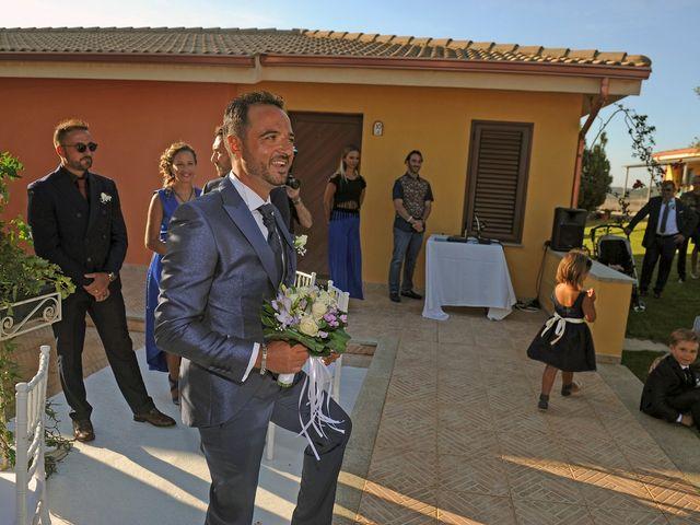 Il matrimonio di Luca e Savina a Uta, Cagliari 48