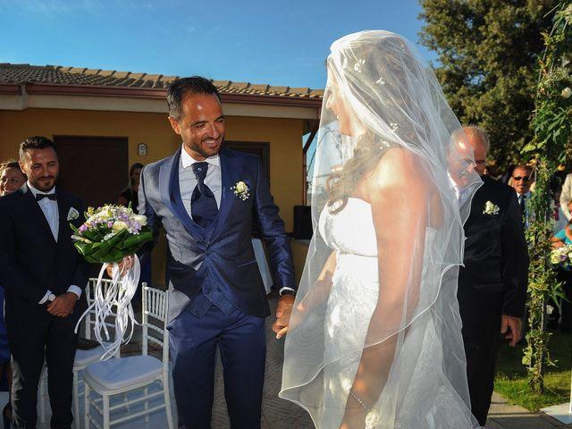 Il matrimonio di Luca e Savina a Uta, Cagliari 50
