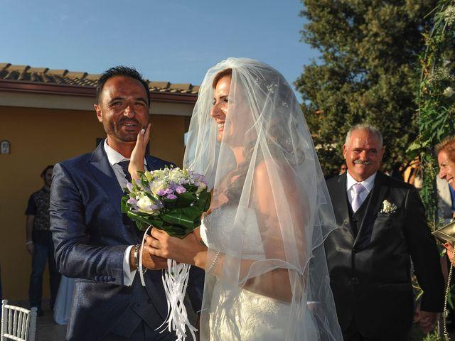 Il matrimonio di Luca e Savina a Uta, Cagliari 51