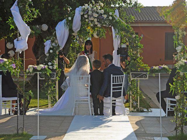 Il matrimonio di Luca e Savina a Uta, Cagliari 52