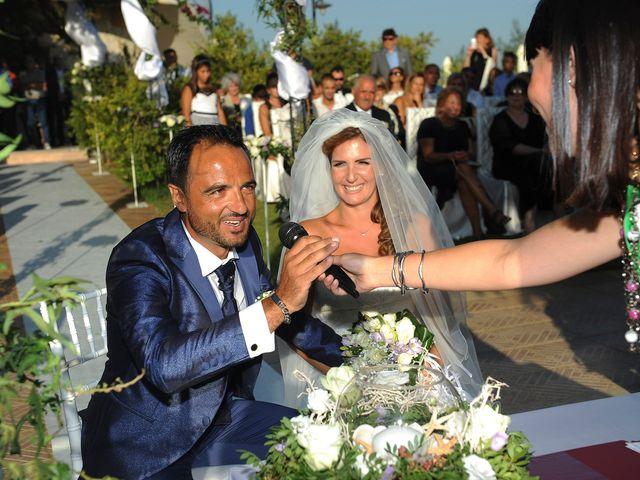 Il matrimonio di Luca e Savina a Uta, Cagliari 53