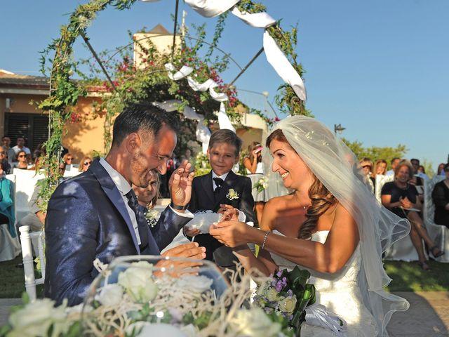 Il matrimonio di Luca e Savina a Uta, Cagliari 54
