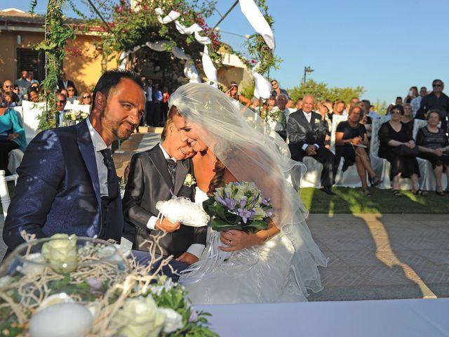 Il matrimonio di Luca e Savina a Uta, Cagliari 55