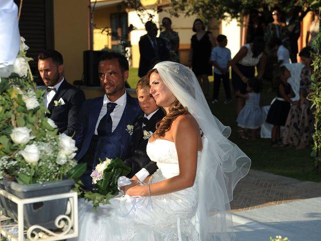 Il matrimonio di Luca e Savina a Uta, Cagliari 56