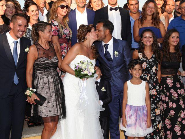 Il matrimonio di Luca e Savina a Uta, Cagliari 58