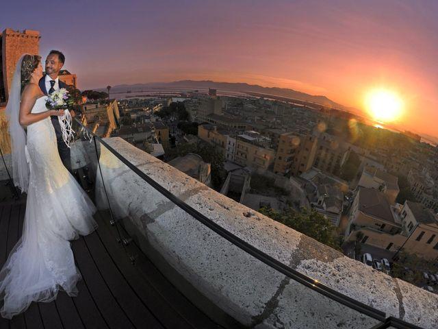 Il matrimonio di Luca e Savina a Uta, Cagliari 63