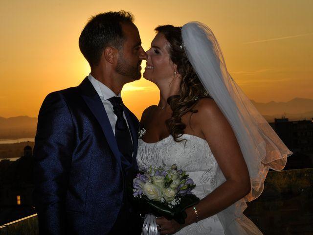 Il matrimonio di Luca e Savina a Uta, Cagliari 65