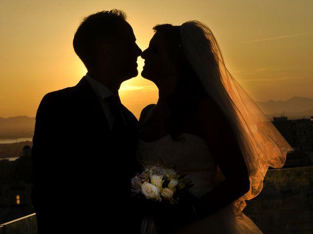 Il matrimonio di Luca e Savina a Uta, Cagliari 1