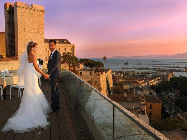 Il matrimonio di Luca e Savina a Uta, Cagliari 67
