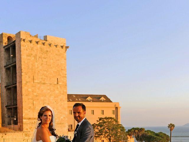Il matrimonio di Luca e Savina a Uta, Cagliari 68