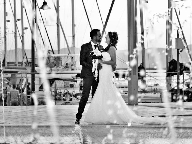 Il matrimonio di Luca e Savina a Uta, Cagliari 2