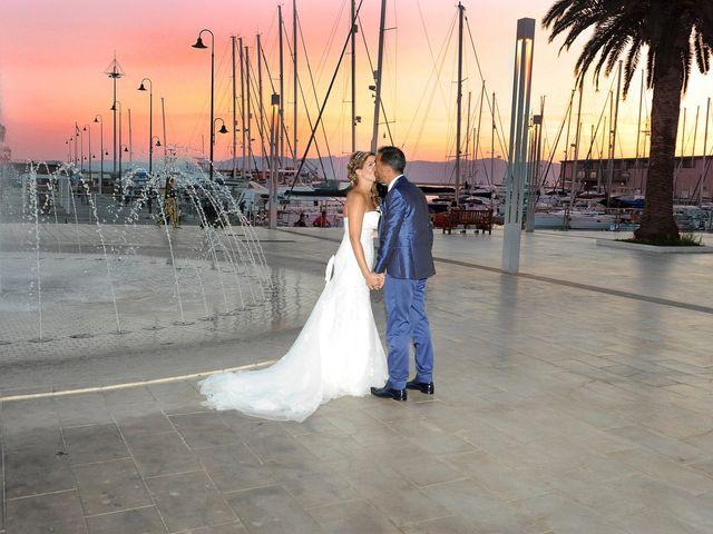Il matrimonio di Luca e Savina a Uta, Cagliari 70