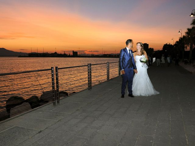 Il matrimonio di Luca e Savina a Uta, Cagliari 73