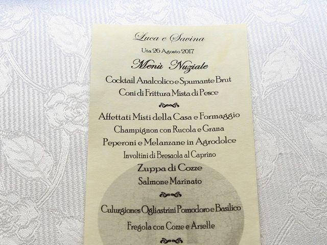 Il matrimonio di Luca e Savina a Uta, Cagliari 76