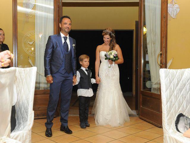 Il matrimonio di Luca e Savina a Uta, Cagliari 79