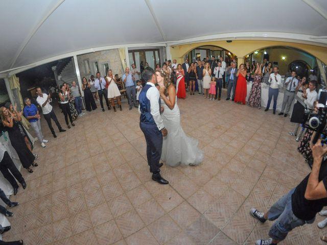 Il matrimonio di Luca e Savina a Uta, Cagliari 85