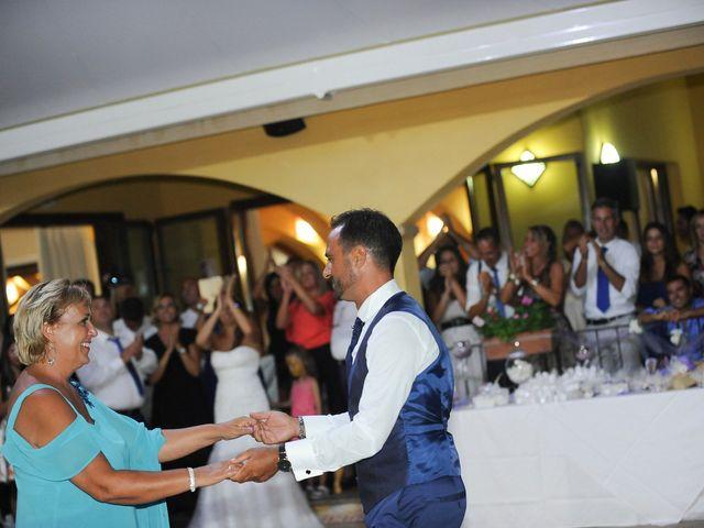 Il matrimonio di Luca e Savina a Uta, Cagliari 90