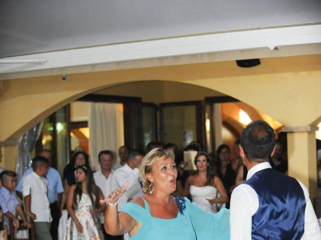 Il matrimonio di Luca e Savina a Uta, Cagliari 91