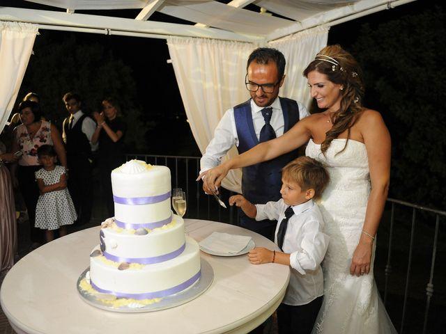 Il matrimonio di Luca e Savina a Uta, Cagliari 103