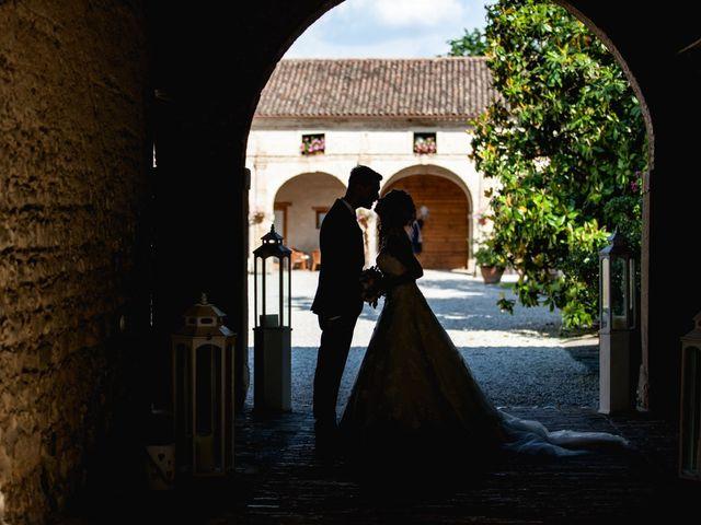 Il matrimonio di Enrico e Francesca a Godega di Sant'Urbano, Treviso 5