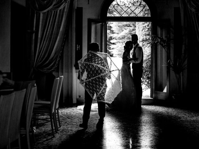 Il matrimonio di Enrico e Francesca a Godega di Sant'Urbano, Treviso 9