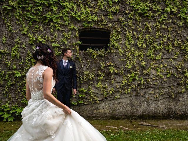 Il matrimonio di Enrico e Francesca a Godega di Sant'Urbano, Treviso 10