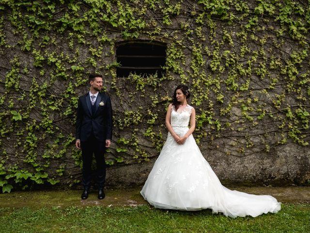 Il matrimonio di Enrico e Francesca a Godega di Sant'Urbano, Treviso 11