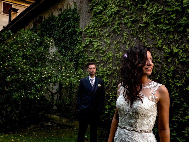 Il matrimonio di Enrico e Francesca a Godega di Sant'Urbano, Treviso 13